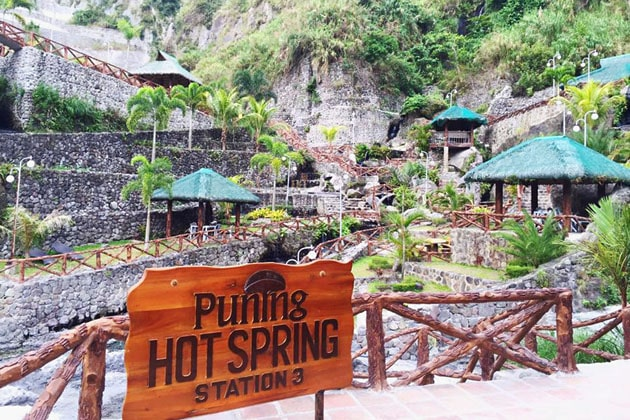 Puning Hot Spring | Weekend Getaway Near Manila